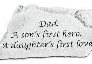 Dad: A son's first hero