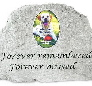 Forever remembered Forever missed