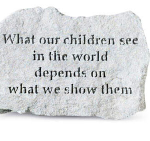 What our children see in the world