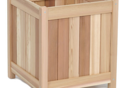Western Red Cedar Planter Box 20 ""
