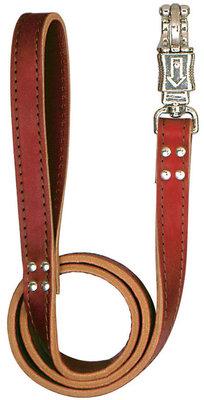 Latigo Leather Leads 4'