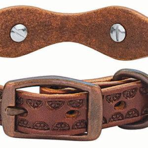 """Sundance Dog Collar 3/4"""" ID#WEABT"""