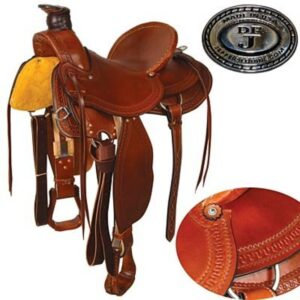 Dr. J® Wade Roper Saddle