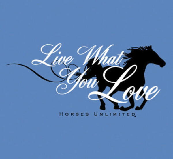 """""""Live What You Love"""" Tee"""