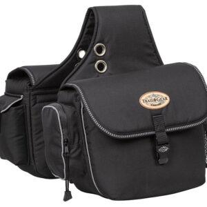 Weaver Trail Gear Saddle Bag - Black