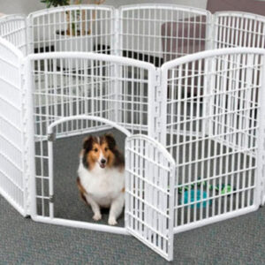 Indoor/Outdoor Containment Dog Pen