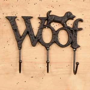 Woof Hook,can you say WOOF!!