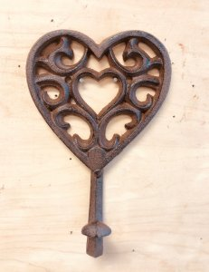 Heart Hook (Heart in Heart)